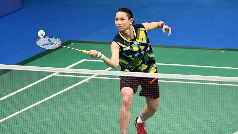 中國羽球公開賽 戴資穎遭馬琳逆轉居亞軍