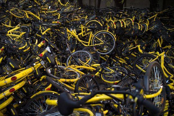 共享單車衰落後 大陸自行車廠掙扎求生