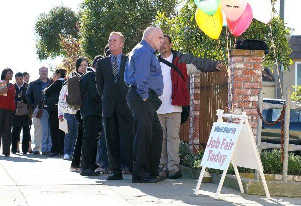 失業救濟申請人數偏低 美勞動市場持續緊俏