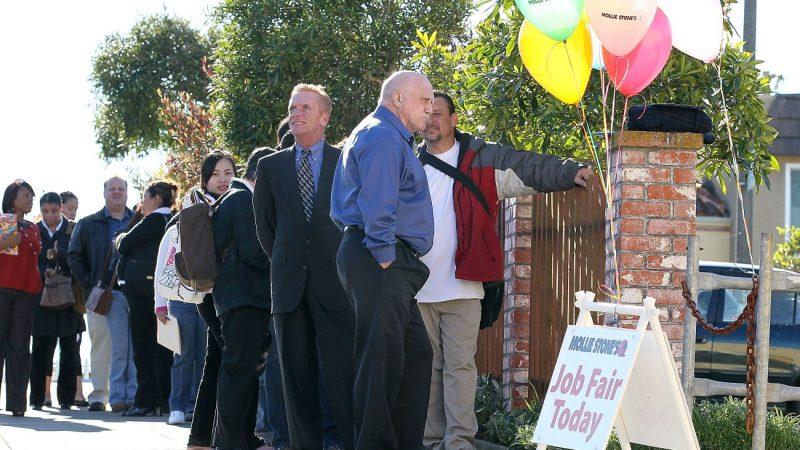 失业救济申请人数偏低 美劳动市场持续紧俏