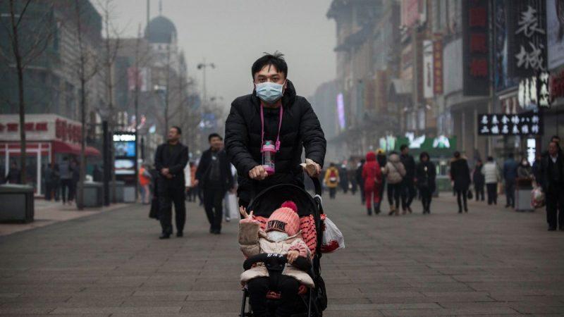 新研究:空气污染可能危害胎儿健康