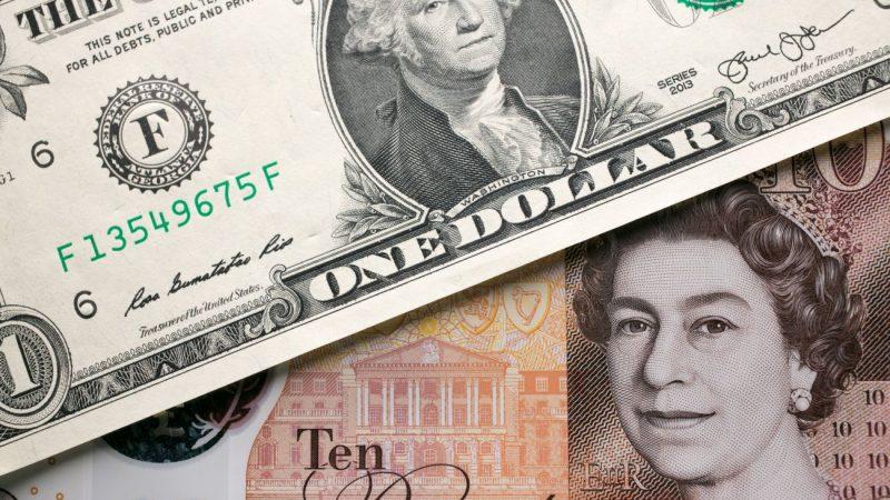 硬脫歐「逼軟」英鎊 兌美元跌破1.2至新低