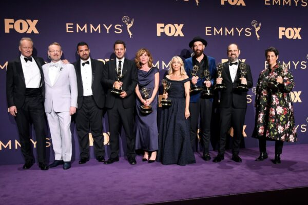 《切爾諾貝利》奪得艾美獎迷你劇最佳劇集