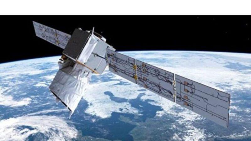 太擠了 歐衛差點撞上SpaceX星鏈