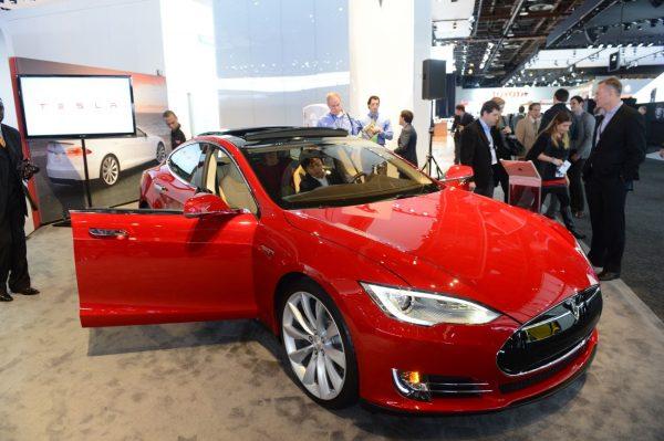 美國最熱賣的十款電動汽車