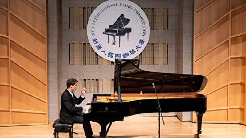 组图:钢琴大赛金奖得主的精彩表演瞬间