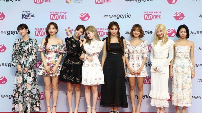 TWICE迷你8辑刷新K-POP女团首周销量纪录