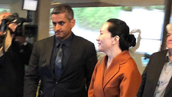 加法官拒孟晚舟听证直播:保证她在美国公平受审