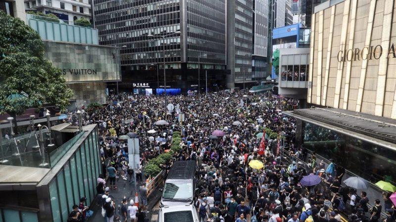 林鄭月娥撤回逃犯條例草案 反送中大事紀一次看