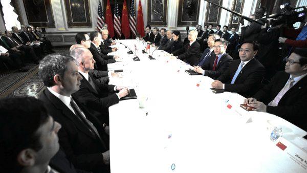路透:美中新一轮谈判 仅达成表面协议