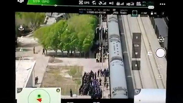 新疆囚犯恐怖录像曝光 欧洲消息人士:是真的
