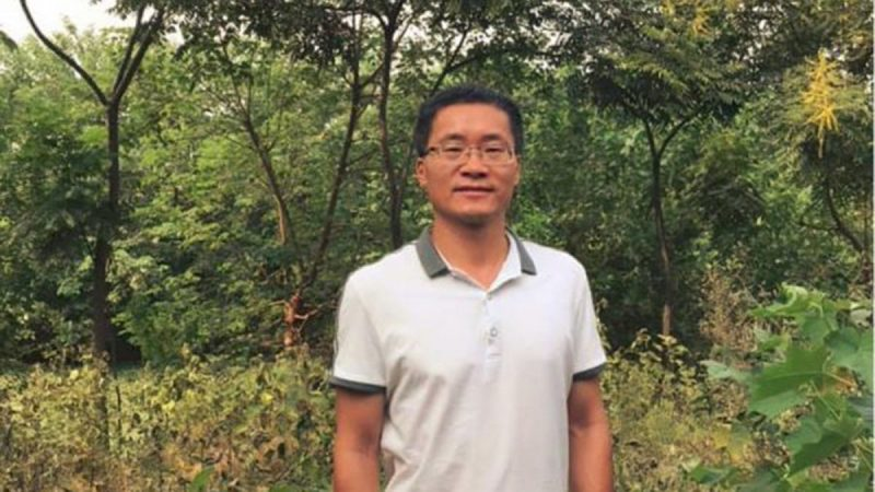 """律师唐荆陵欲出国 被""""失踪""""10天 已遣返荆州"""