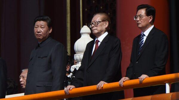 中國進入臨戰狀態 批評江澤民閱兵舊文詭異瘋傳
