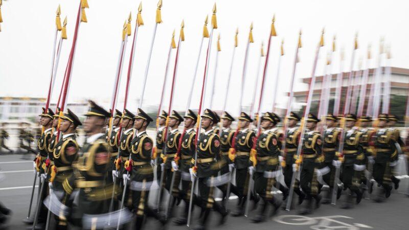 港媒:港人的抗争让中共阅兵破相