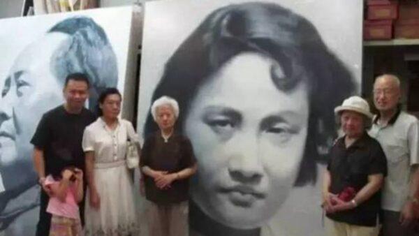 """习近平表彰遭割喉的张志新 疑与""""斗争""""有关"""