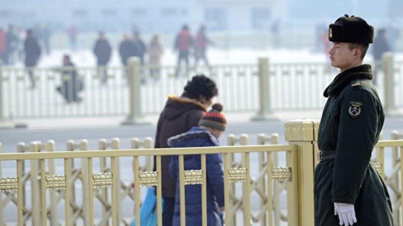 """袁斌:""""人民幸福生活是最大的人权""""中国人有吗?"""