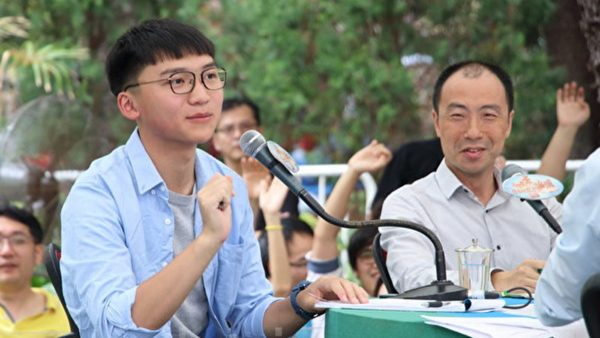 白色恐怖笼罩 香港众志副主席郑家朗遭3男殴打