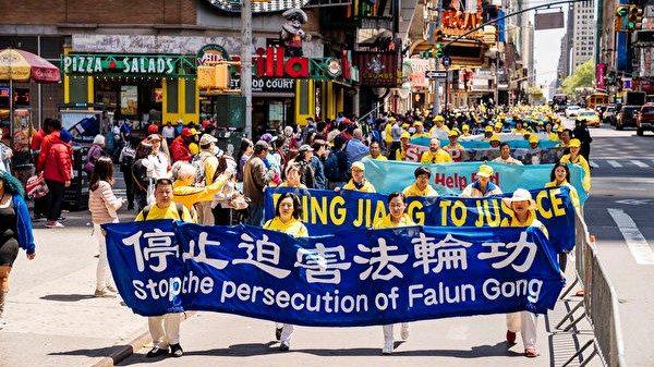 可心:法輪功學員堅持20年的和平反迫害抗爭