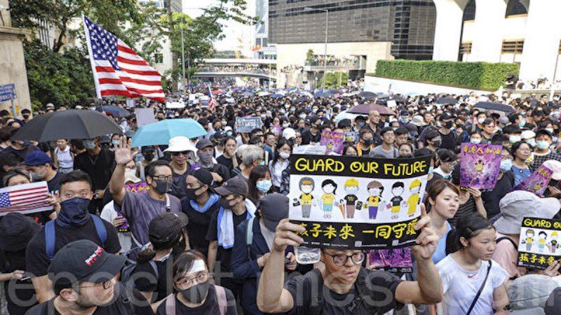 程曉容:香港人權民主法案對中共意味著什麼