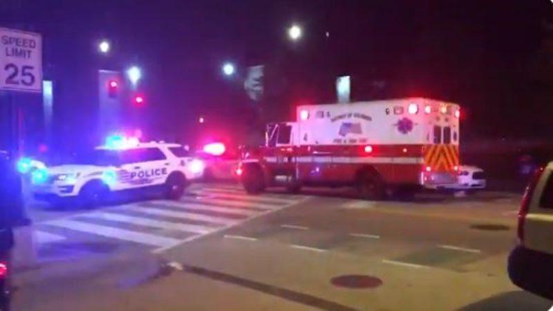 美華盛頓特區槍擊案1死5傷 距白宮僅3公里