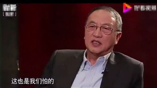 """柳传志""""被辞职""""? 自曝三大恐惧"""