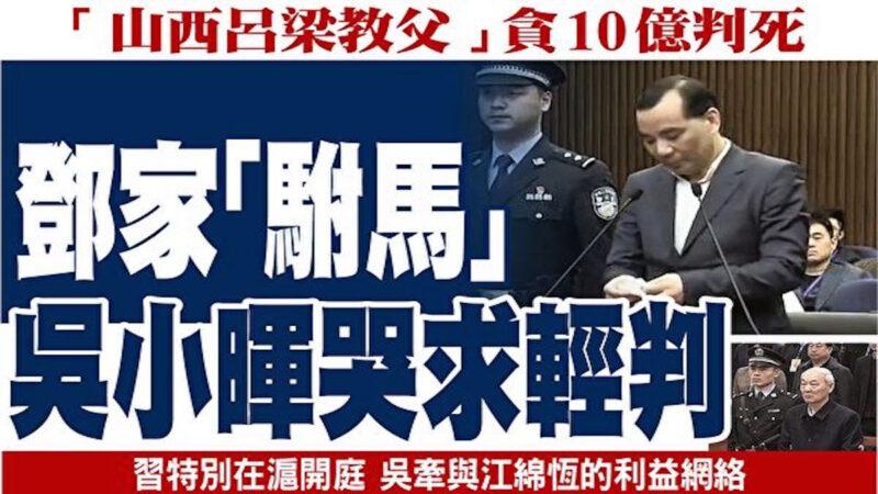 袁斌:吴小晖被拍卖的别墅为何乏人问津?