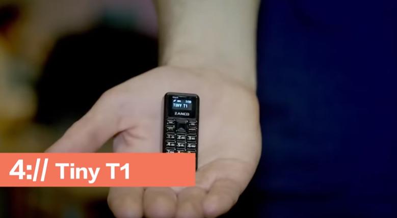 5部居然存在世界上的手机(视频)