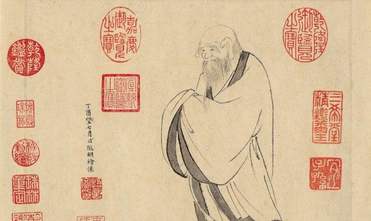 《幼学》故事(38)佛祖与老子
