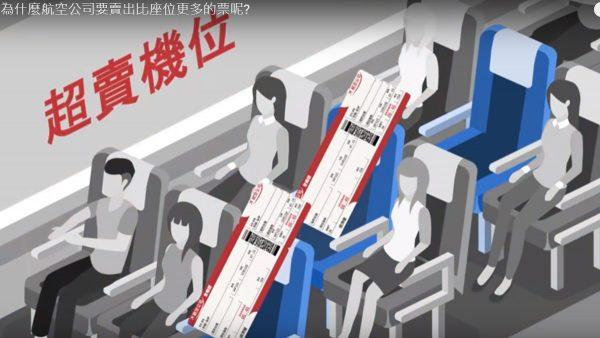 為什麼航空公司要賣出比座位更多的票?(視頻)