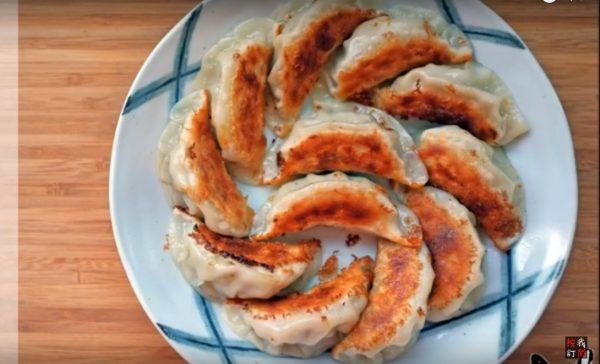 冷冻饺子做脆皮煎饺 快速简单(视频)