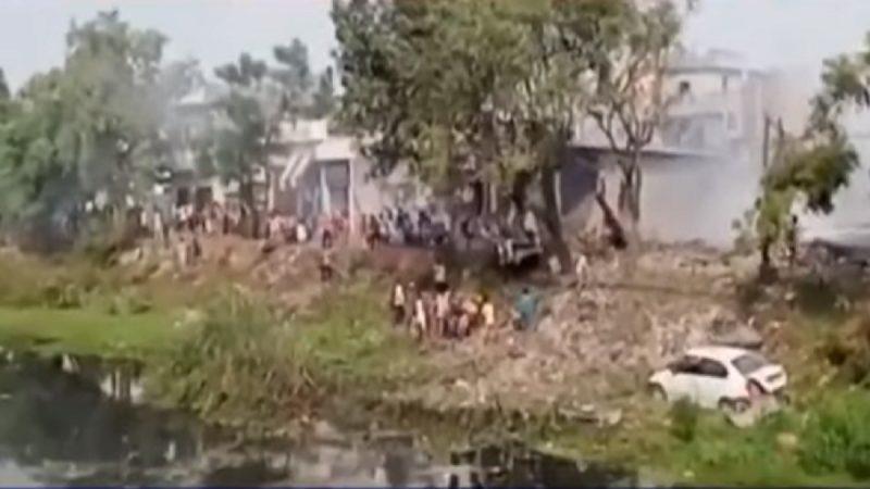 印度北部爆竹工厂爆炸 酿14死
