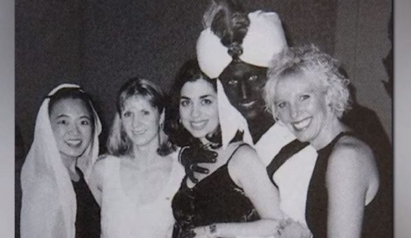 18年前塗臉舊照曝光被批種族歧視 特魯多道歉