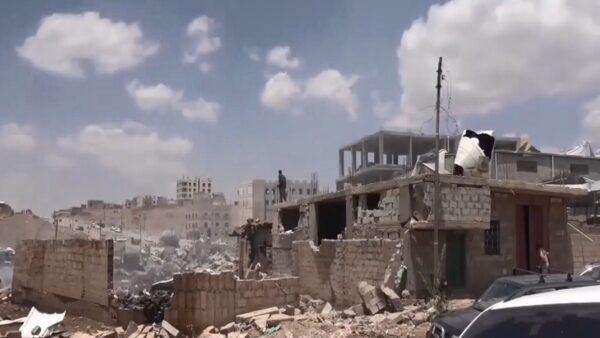 傳也門叛軍擊潰沙特聯軍3個旅 數千軍人被俘虜