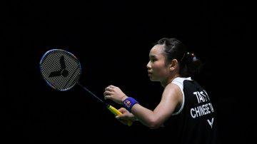 中國羽球公開賽 戴資穎擊退布沙南晉女單四強