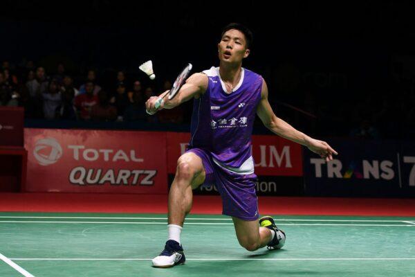韓國公開賽戴資穎驚險晉級 周天成將戰王子維