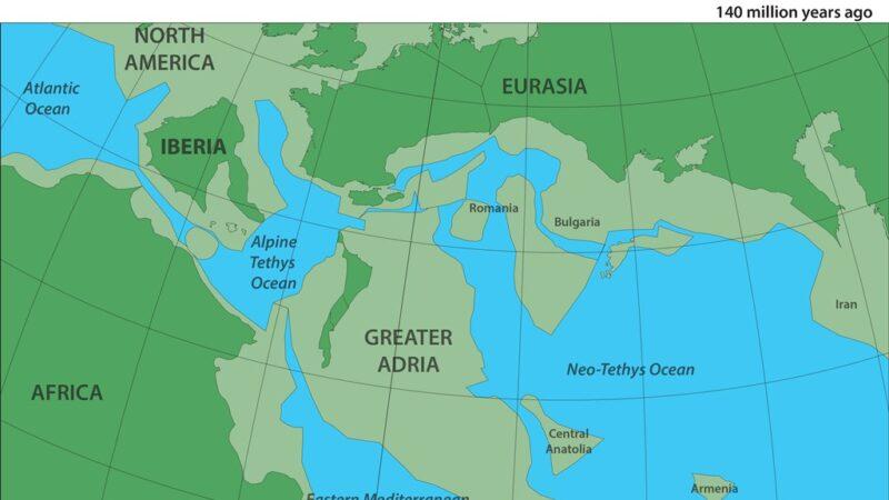 南欧底下发现失落大陆 科学家:和格陵兰一般大