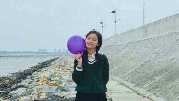 粤24岁美女教师离奇堕亡 全身有掐痕似被拖拽过