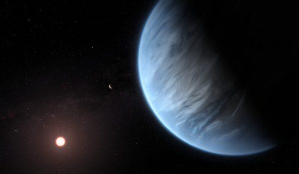 適合人類居住?科學家發現溫度適中且有含水大氣層行星