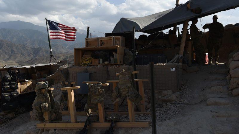 塔利班遭空前打击 至少38死 含2高层首领