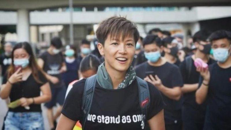面對狡猾的中共 何韻詩籲香港這麼做