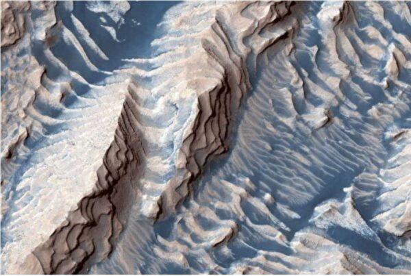 前所未有 火星上驚現「奶油巧克力餅乾」