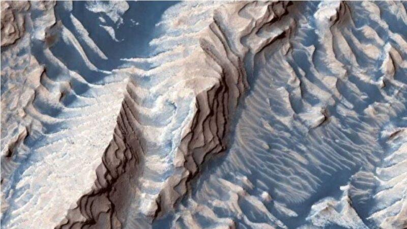 """前所未有 火星上惊现""""奶油巧克力饼干"""""""