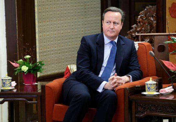 脫歐公投 卡梅倫批約翰遜「拉票惡劣」