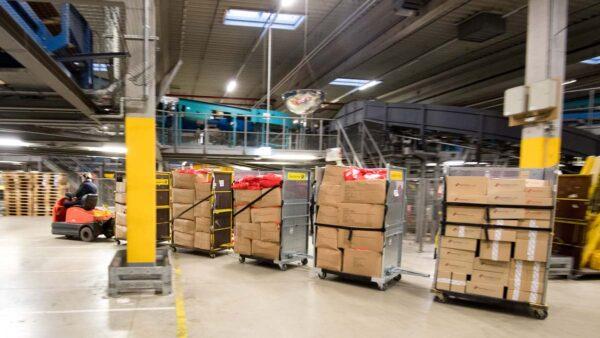 萬國郵政達成新協議 中共再難享用歐美補貼