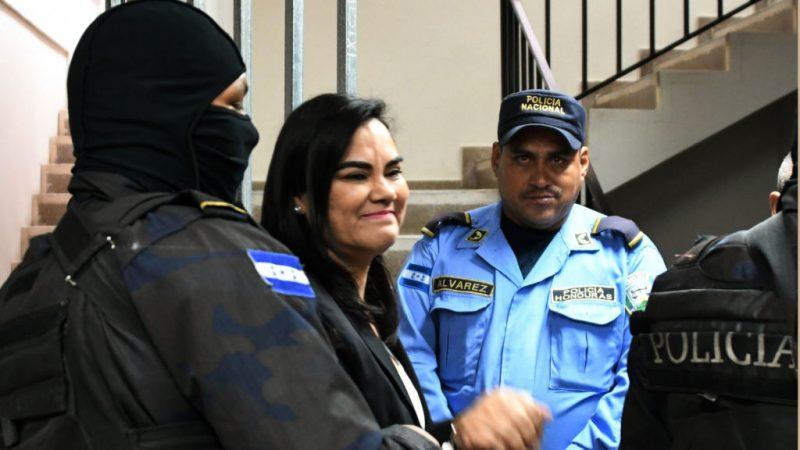 滥用国际捐款 洪都拉斯前第一夫人被判刑58年