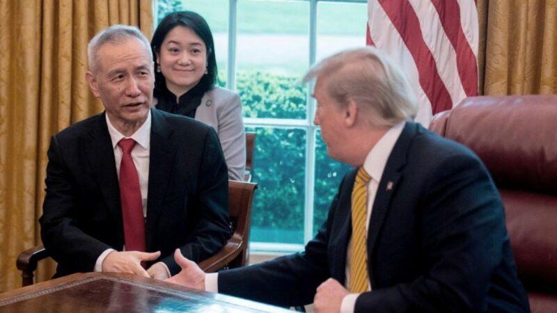 劉鶴重獲「特使」頭銜 黨內務實派占上風?