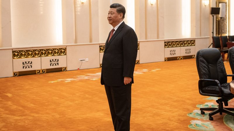中共最高层密谋全面打压台湾 台媒曝光内幕
