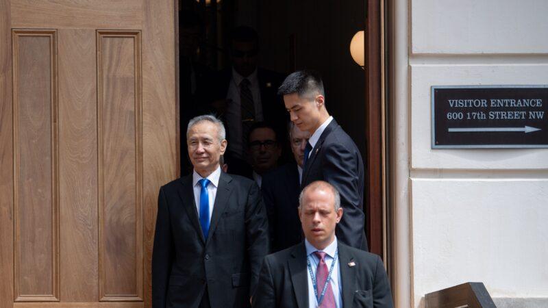 美媒:美中谈判10月10日重启 刘鹤将赴美