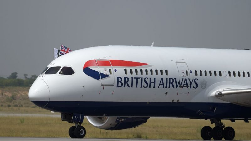 4000机师首度罢工 英航损失约5000万美元