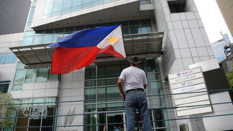 320餘中國非法移民騙自己人 被菲律賓逮捕